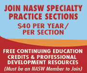 Join NASW Specialty Section